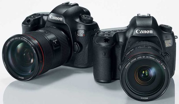 Canon 5DS Mark II Preview