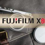 Fujifilm x80 Preview