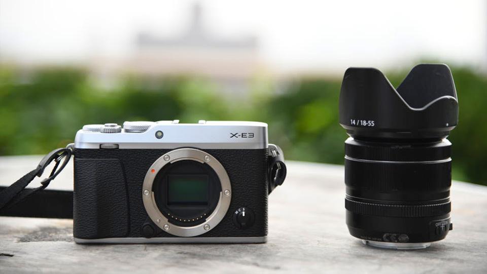 Camera Fujifilm X-E3 Review
