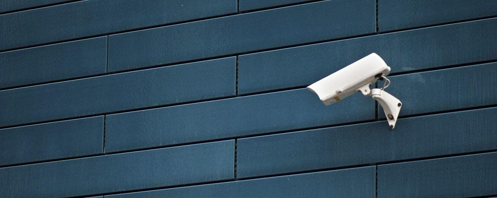 CCTV Camera IP protection