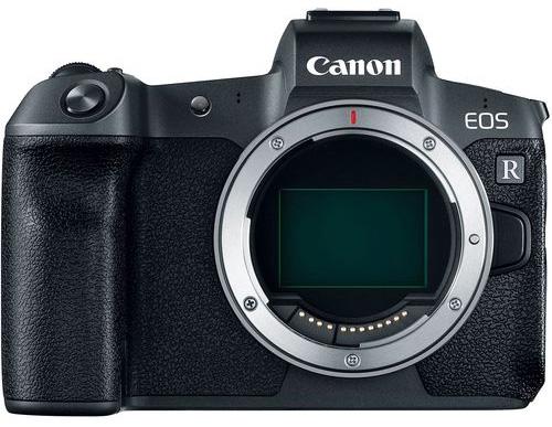 Canon EOS R Mirrorless Body