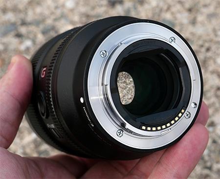 Sony FE 24mm f1.4 G Master Lens