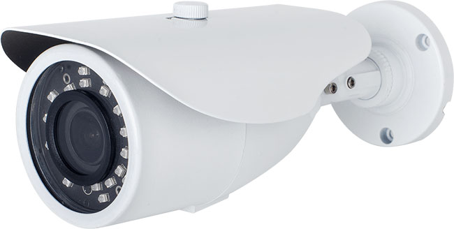 The Bullet security cameras