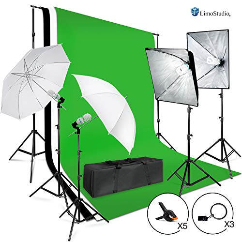 Limo Studio 3meter x 2.6meter / 10foot. x 8.5foot. Background Support System review