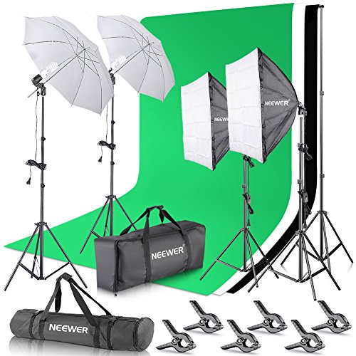 Neewer 8.5 x 10 feet / 2.6 x 3 Meters Background Support System review